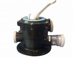 Multiválvula completa para filtros Fluvial – Fijación a tornillo